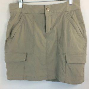 Athleta Skort Khaki Shorts
